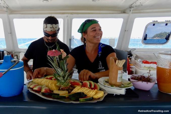 Diamond Rock Catamaran Food - Explore Martinique By Catamaran.jpg