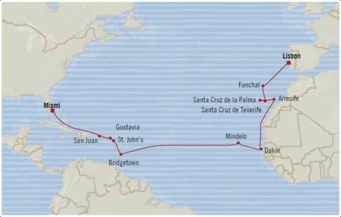 Trans-Atlantic Route - Do A Trans-Atlantic Cruise.jpg