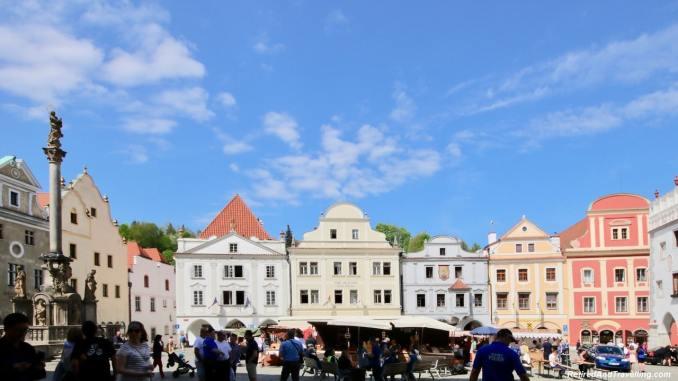 Main Square Eat and Drink - Medieval Town Of Cesky Krumlov.jpg