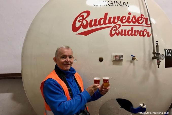 Budvar Budweiser Beer Czech - Stay In Slavonice Czech Republic.jpg