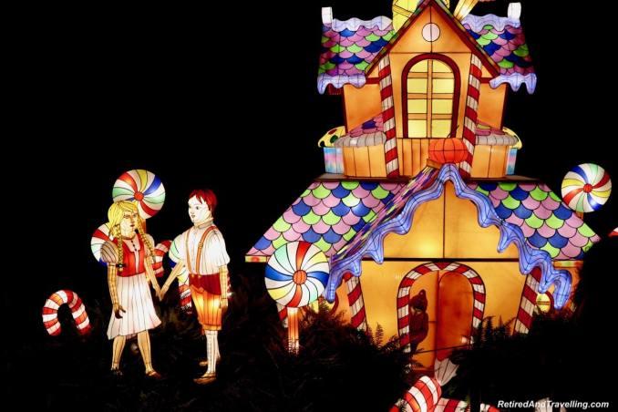 Hansel and Gretel - Chinese Lanterns At The Toronto CNE.jpg