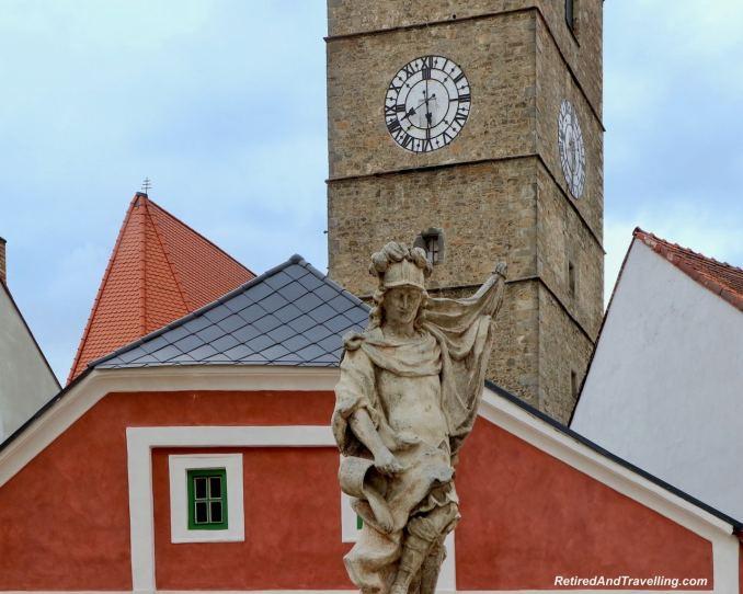Slavonice Town Square - Stay In Slavonice Czech Republic.jpg