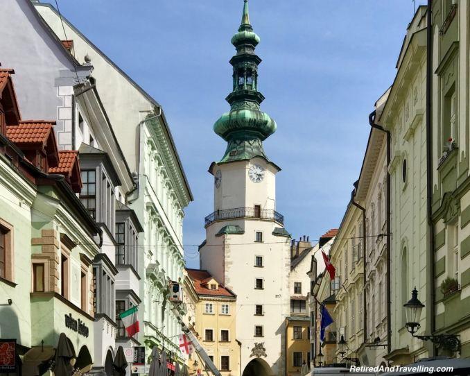Michaels Gate - Quick Visit To Bratislava.jpg