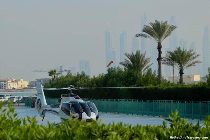 Dubai Skyline Haze Helicopter - Tips For Visiting Dubai.jpg
