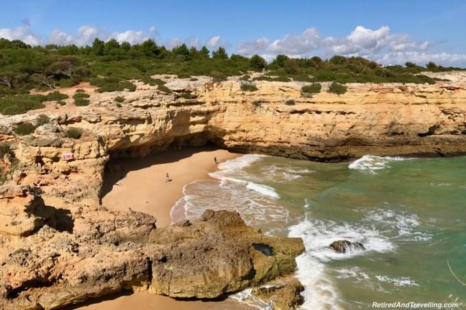 Albandeira Beach Portugal Beaches- 4 Weeks In Portugal.jpg