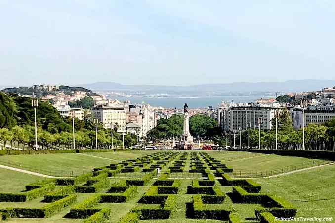 Avenida Liberdade in Lisbon - 4 Weeks in Portugal.jpg