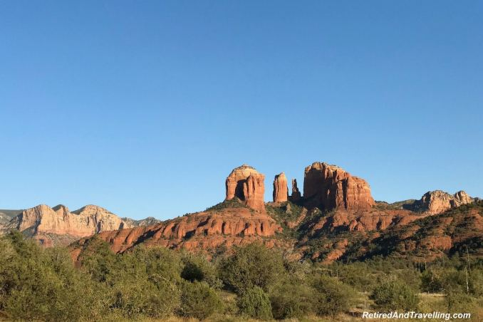 Red Rock Loop Views Cathedral Rock - Visit To Sedona In October.jpg
