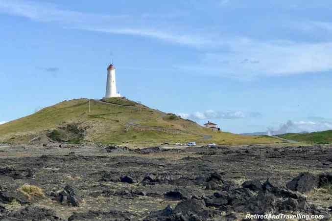 Iceland Reykjanesviti Coast Lighthouse - Picturesque Reykjanes Peninsula From Reykjavik.jpg
