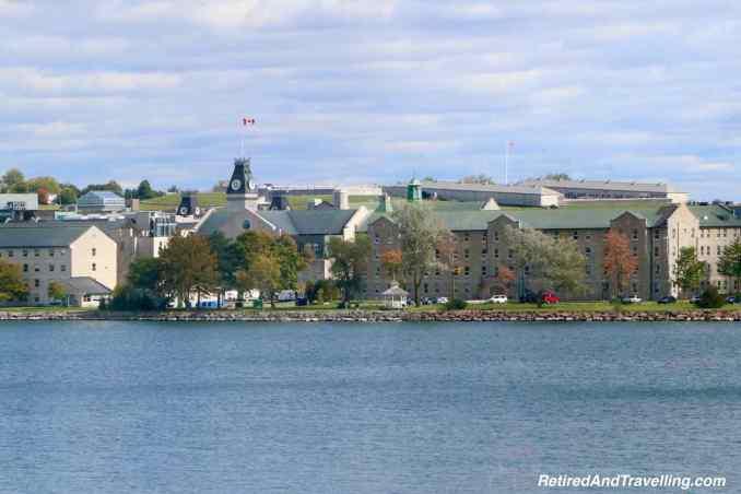 Royal Military College RMC - Along Lake Ontario To Kingston Ontario.jpg