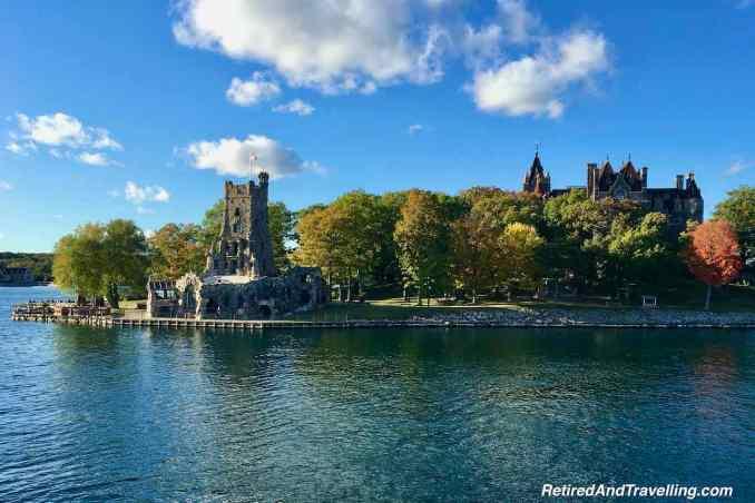 Thousand Island Cruise View Boldt Castle - Along Lake Ontario To Kingston Ontario.jpg