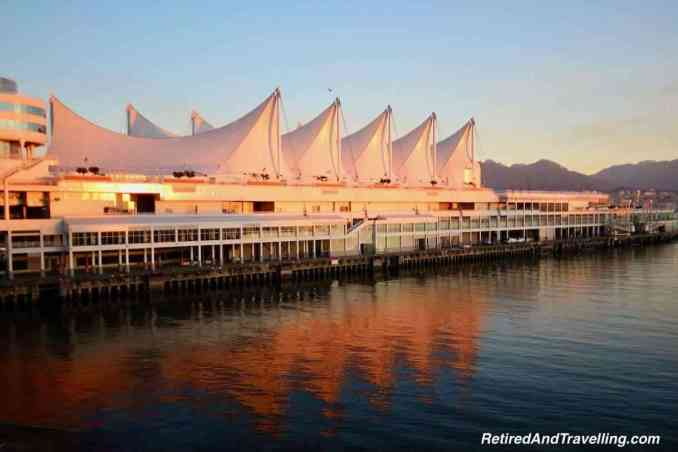 Harbour at sunset - Vancouver For The Fall in British Columbia BC.jpg