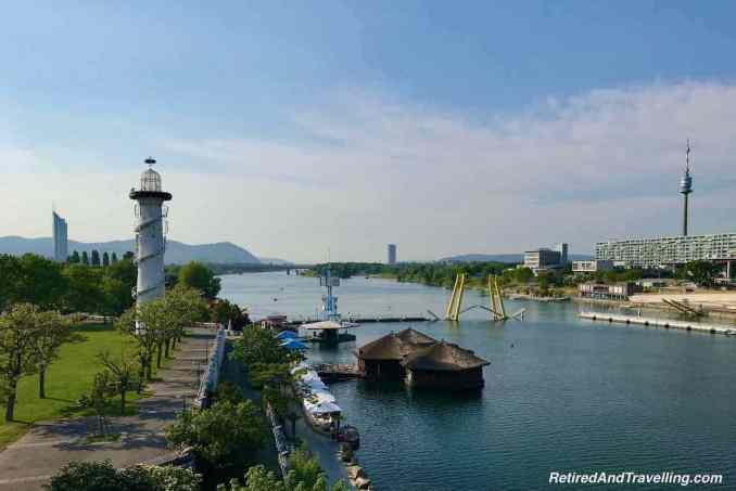 Austria Vienna Danube River - Visit Central Europe For 6 Weeks.jpg