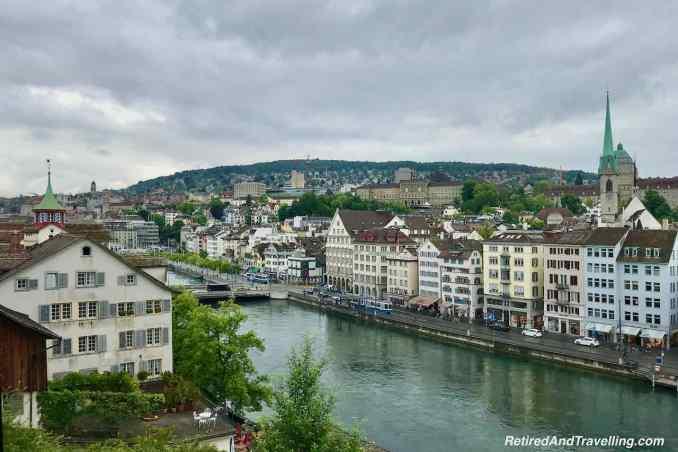 Switzerland Zurich Town Lindenhof View - Visit Central Europe For 6 Weeks.jpg