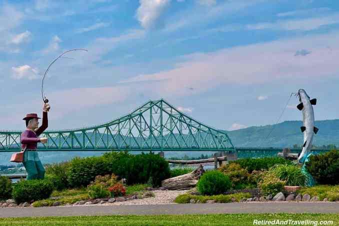 Campbellton Old Wharf Bridge - Road Trip Stops In New Brunswick Canada.jpg