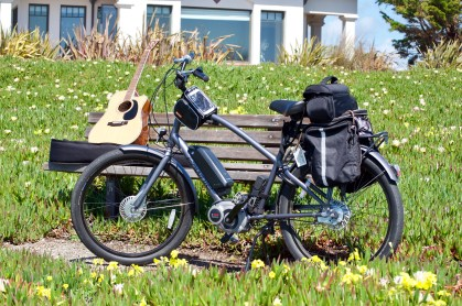 My Bike & My Guitar