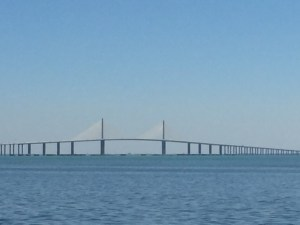 Sunshine Skyway Florida
