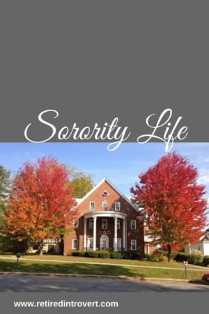 sorority life