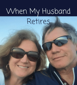 husband retires