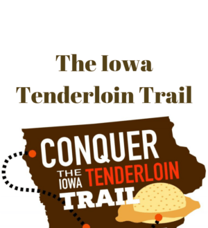 Iowa tenderloin trail