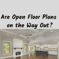 Are Open Floor Plans on the Way Out?