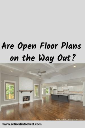 open floor plans