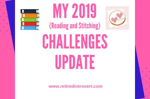 stitching challenge