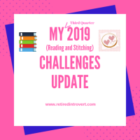 My 2019 Challenges Update - 3Q