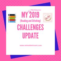 My 2019 Challenges Update - 3Q
