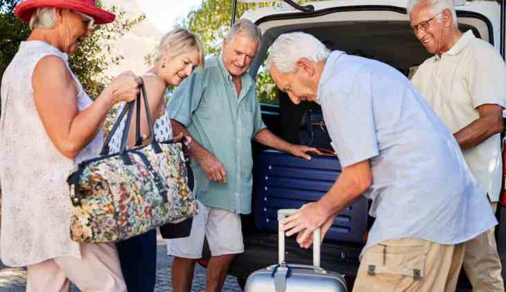 best lightweight travel luggage and travel backpacks for seniors
