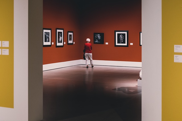When you travel on your own, you don't have to compromise with a partner when one of you is ready to leave a museum and the other wants to stay.