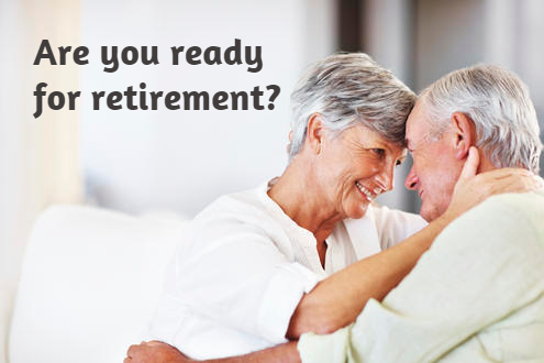 ready for retirement