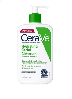 CeraVe Hydrating Facial Cleaner