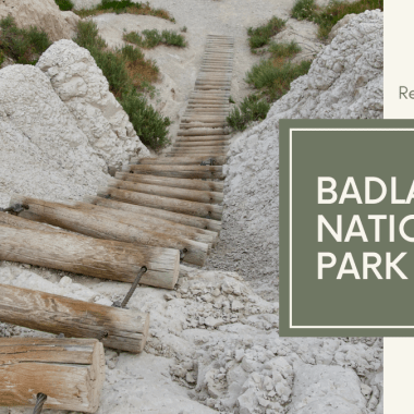 Retirement Travel Badlands National Park