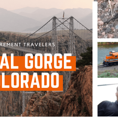 Royal Gorge Colorado Train