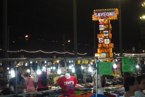Safe One Night Market Korat