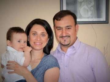 Хуан и его семья