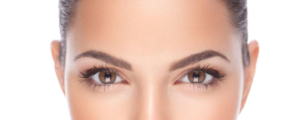 Øjenbrynsløft plastikkirurgi københavn