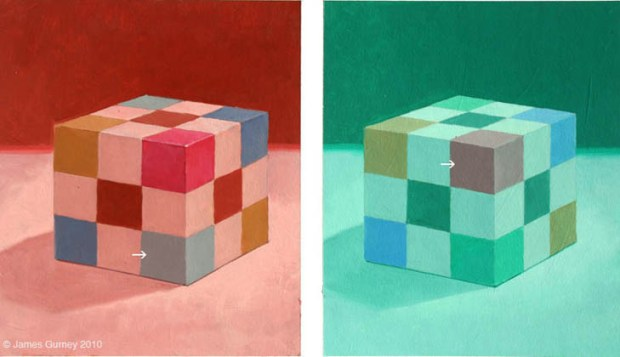 Colored-Cube-Illusion.Gurney
