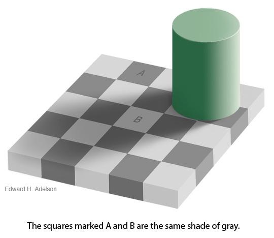 checkershadow