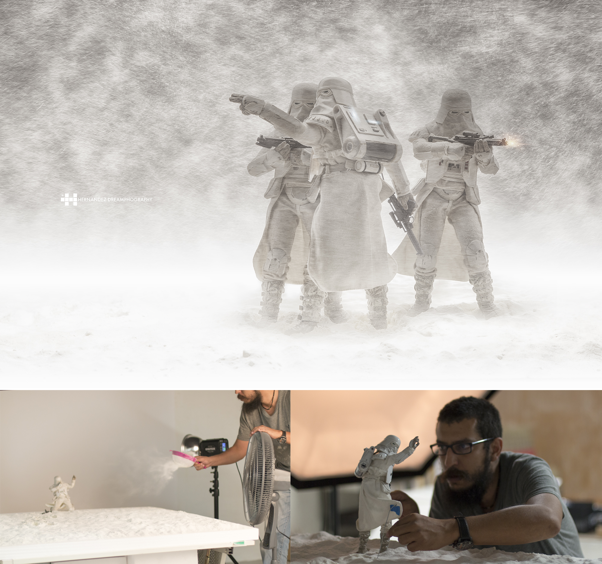 Snowtroopers 1 RA