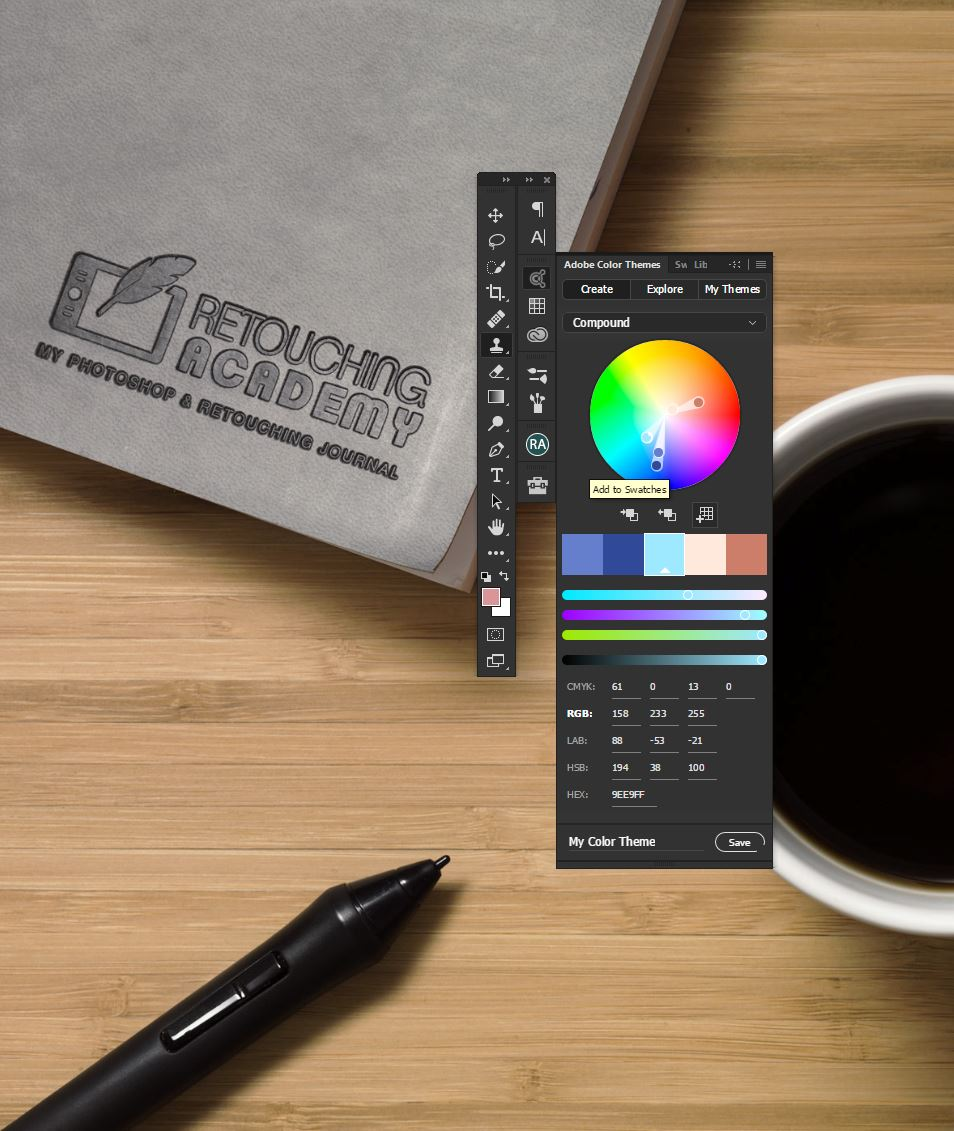 Using Adobe Color CC to Create Custom Color Palettes For ...