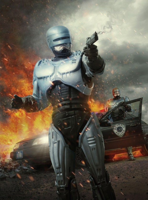 Robocop-1 Client: FStoppers Robocop Retouching Contest Photography by: Douglas Sonders Composite by: Jeff Whitlock