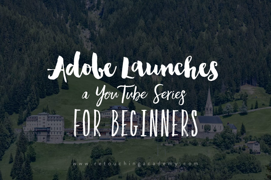 adobe launches youtube series