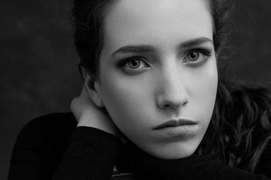 Retouching Portraits in Lightroom CC