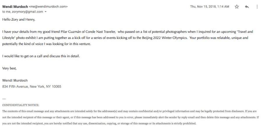 WARNING: Elaborate Scams Targeting Photographers and How to