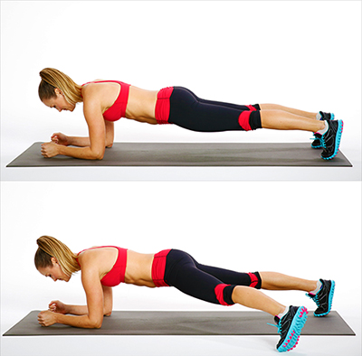 Circuit-Two-Elbow-Plank-Side-Step