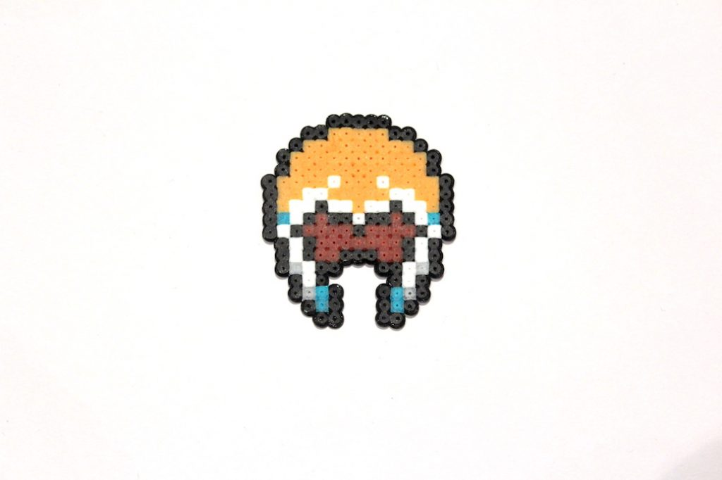 Orange Helm - Voltron
