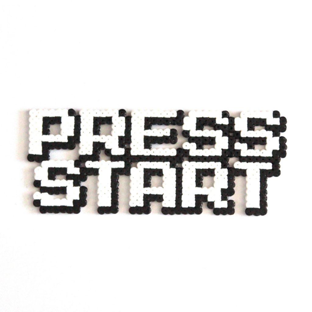 Press Start - Original