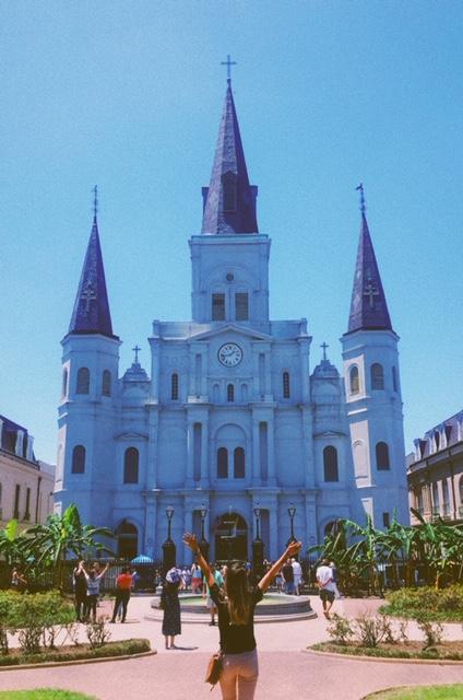 Explore Louisiana    New Orleans, The Big Easy » Retrace