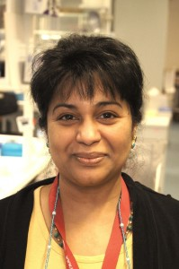 Suchitra Sumitran-Holgersson, via the University of Gothenburg